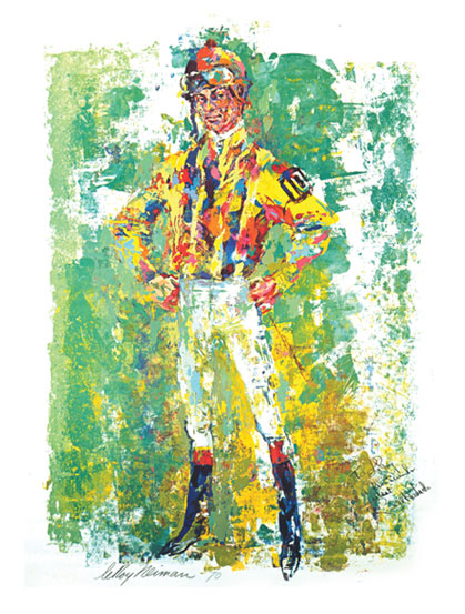 Legendary Jockey Bill Hartack